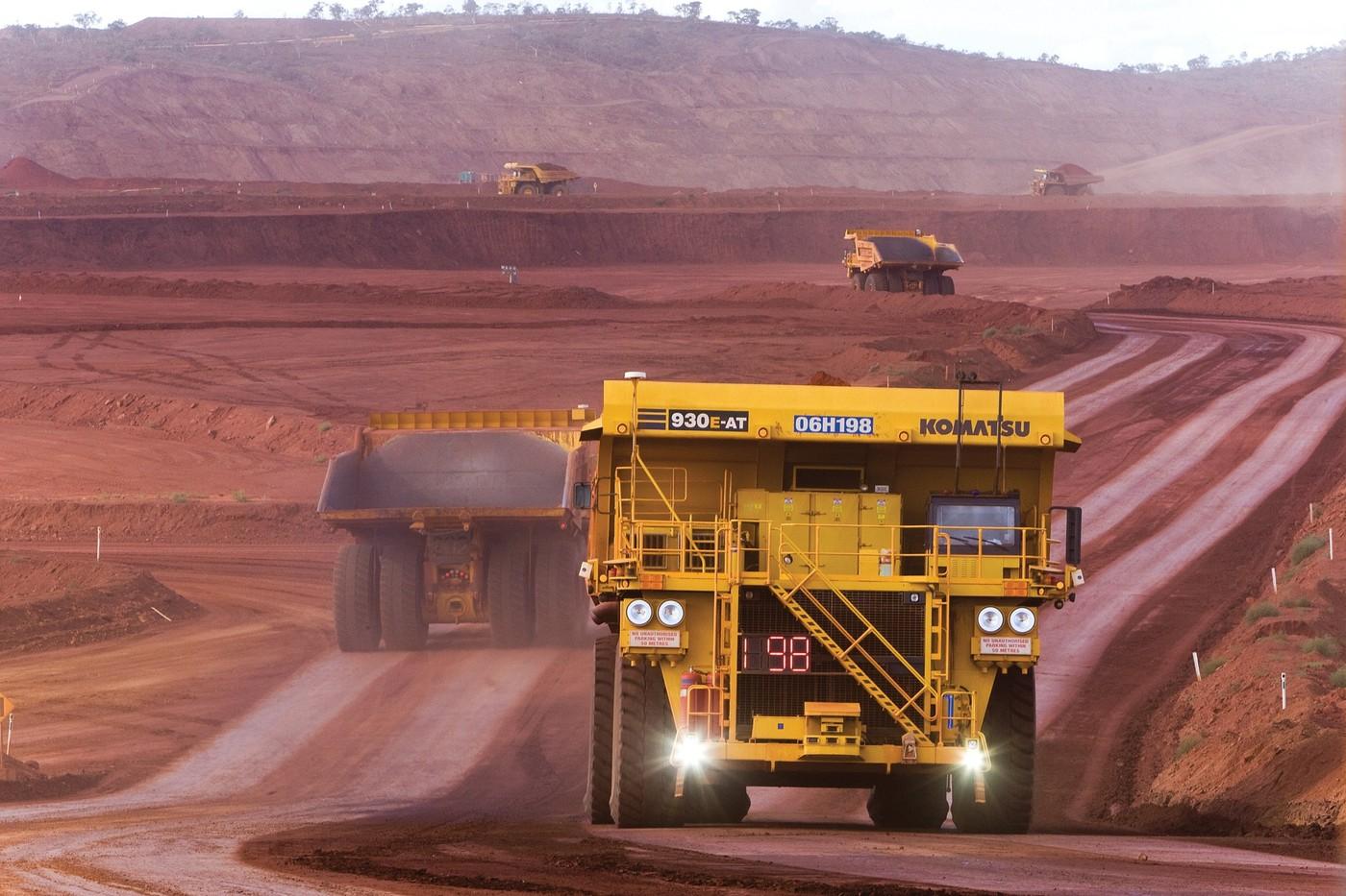 又有一批人要失業了!澳洲採礦場採用無人駕駛翻斗車