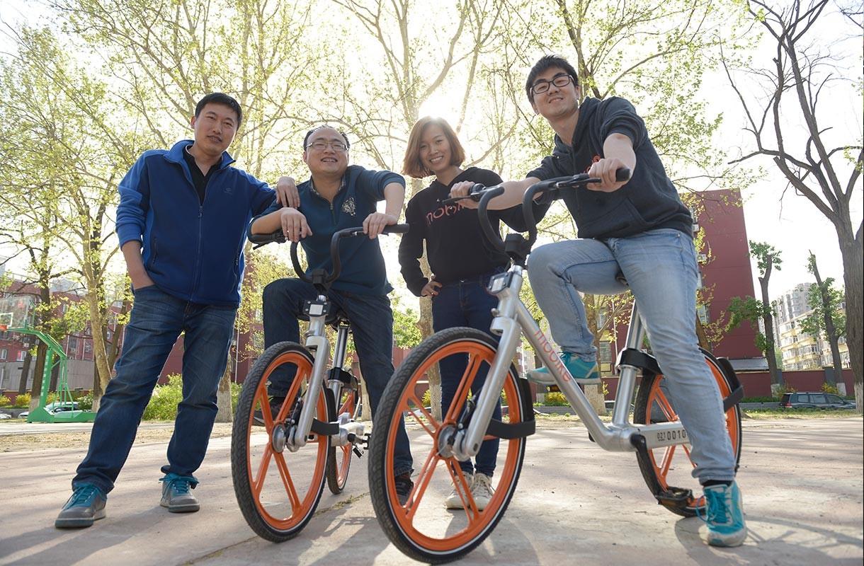 無需辦卡、無固定還車點——中國共享單車Mobike完成由騰訊領投的2.15億美元D輪融資