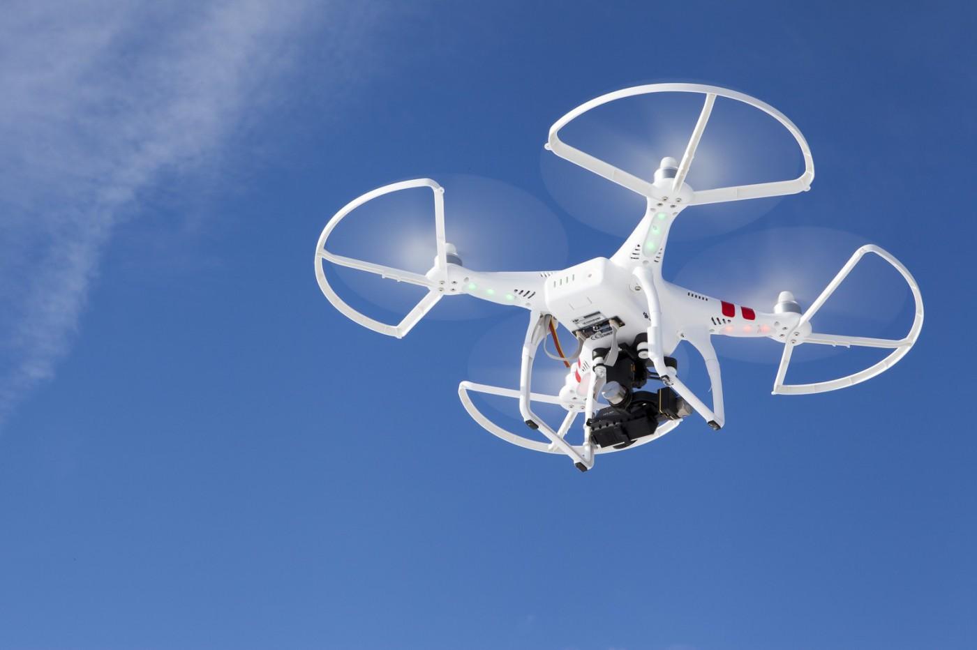 無人機管理新創AirMap獲2,600萬美元資金,由微軟、高通、Sony、Airbus等企業領投
