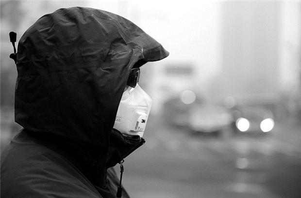 霧霾下的灰色商機,3M公司一年賣一億副口罩