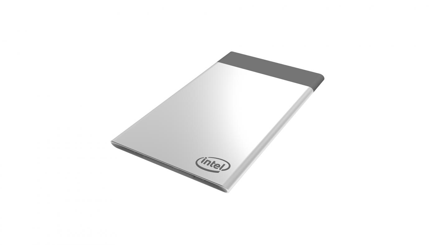英特爾推出信用卡大小的迷你電腦,插上即可無痛升級電器!