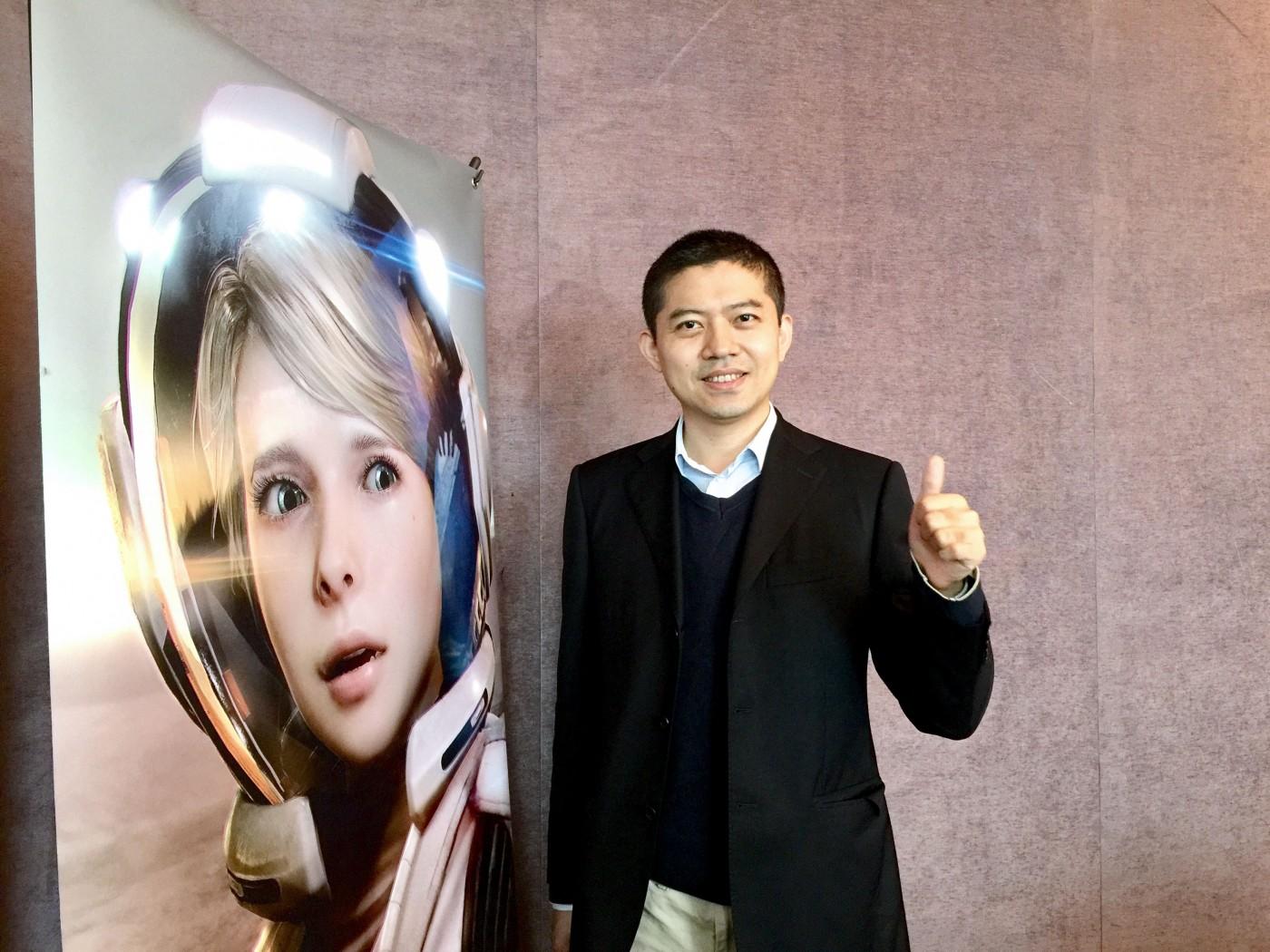 「台灣的優勢可能只剩一年!」唯晶科技押寶VR遊戲,目標年底啟動上櫃
