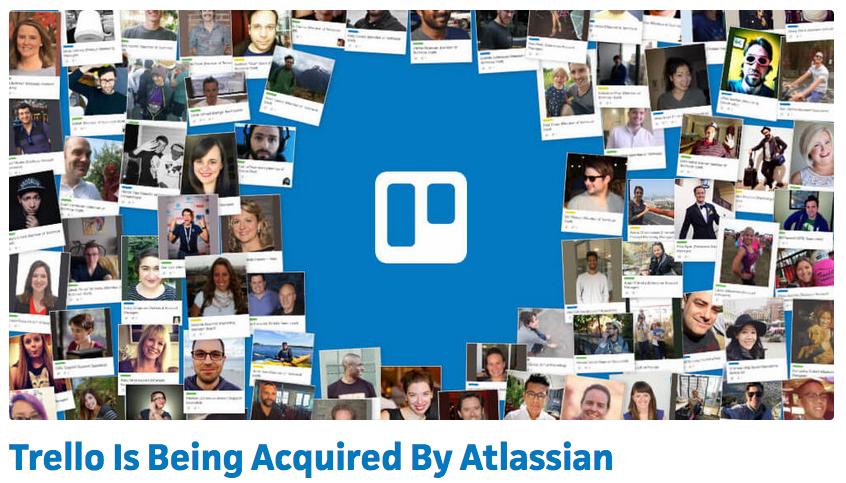 澳洲軟體公司Atlassian以4.25億美元收購專案管理軟體公司Trello