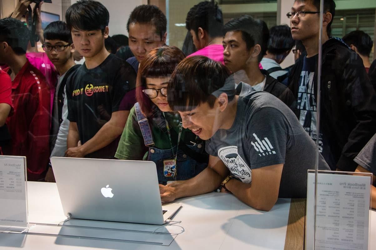 Mac今年首度勝出成為今年最愛用桌面OS