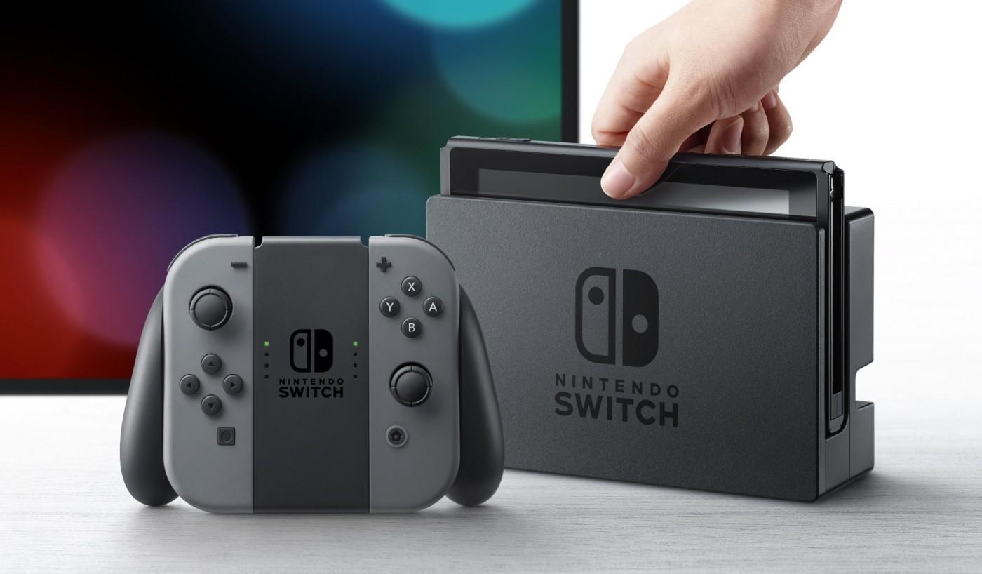 任天堂新主機「Switch」值得期待嗎?看看外媒動手玩之後怎麼說