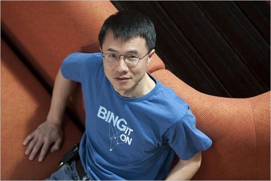 前微軟執行副總裁陸奇,將出任百度總裁兼COO
