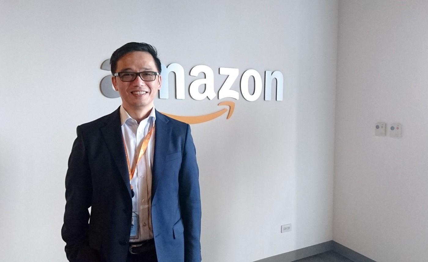 亞馬遜強化台灣市場經營,但資料中心落地仍在排隊中