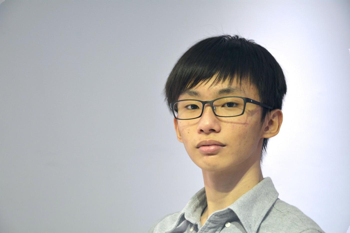 「剝除了成績和學歷,台灣學生還剩下甚麼?」15歲周奕勳用程式語言找回學習的意義