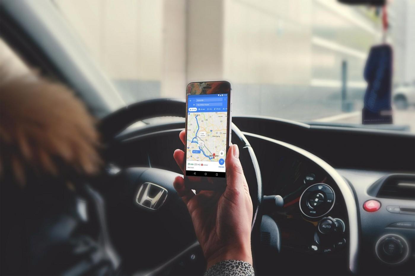 Google Maps無預警移除Uber直接叫車功能