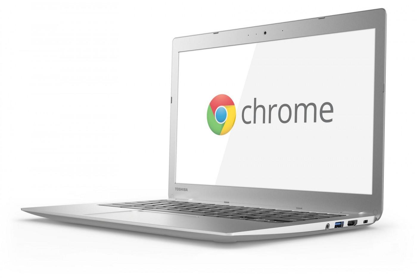 Google:2017年所有新推出的Chromebook機種都將支援Android app!