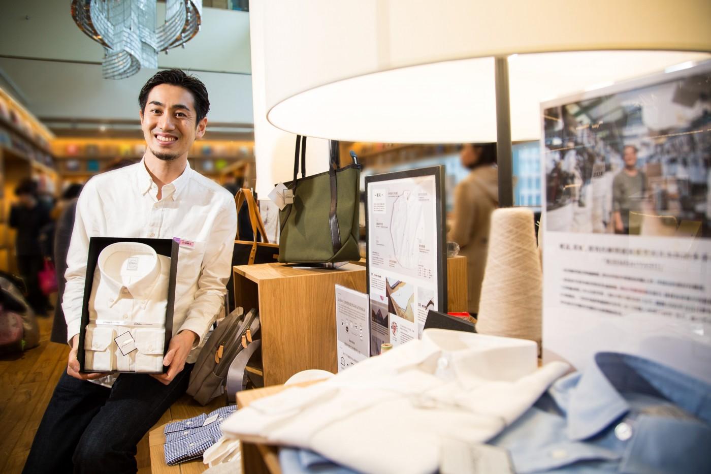 5年營收成長66倍,他是繼UNIQLO快時尚之後,下一個改變日本成衣業的人