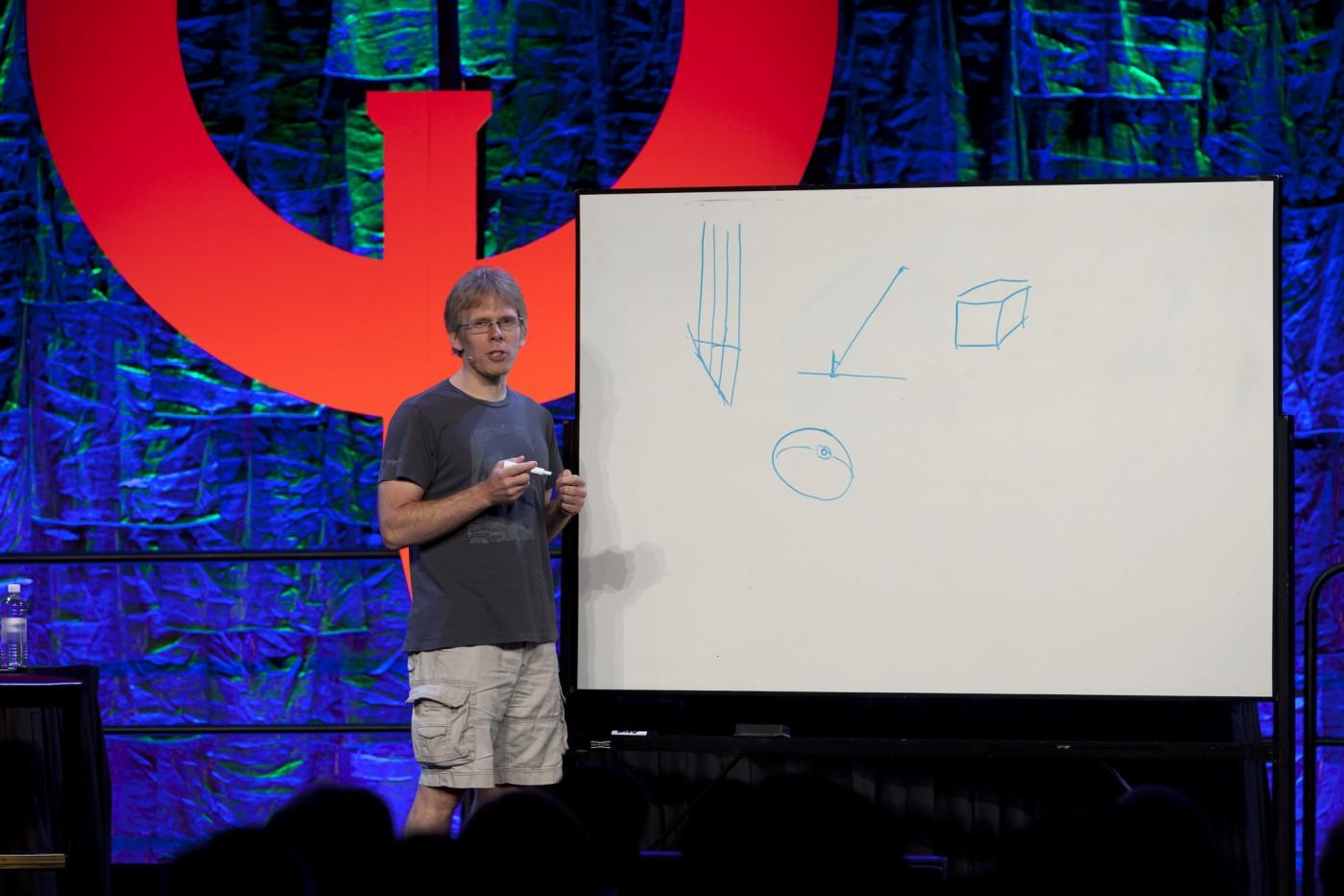 Oculus Rift被判程式碼竊取自其它公司賠償5億美元!關鍵點在於開發出毀滅戰士、雷神之錘的John Carmack