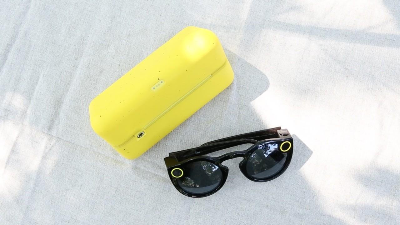 與App配對只要看一眼、放進眼鏡盒就能充電——可以攝影的智慧太陽眼鏡Spectacles實測