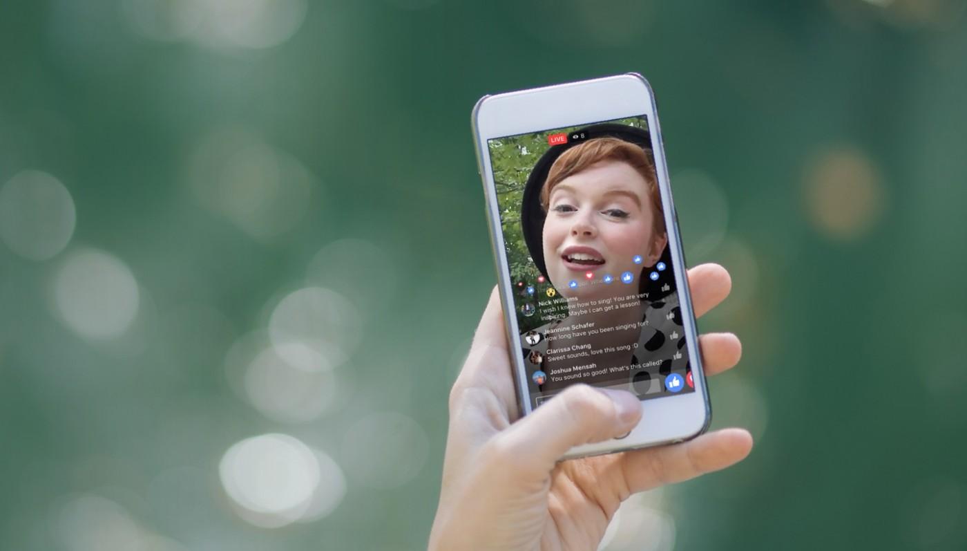 朝未來電視邁進!Facebook開放在影片中安插廣告,收益分帳媒體可拿55%