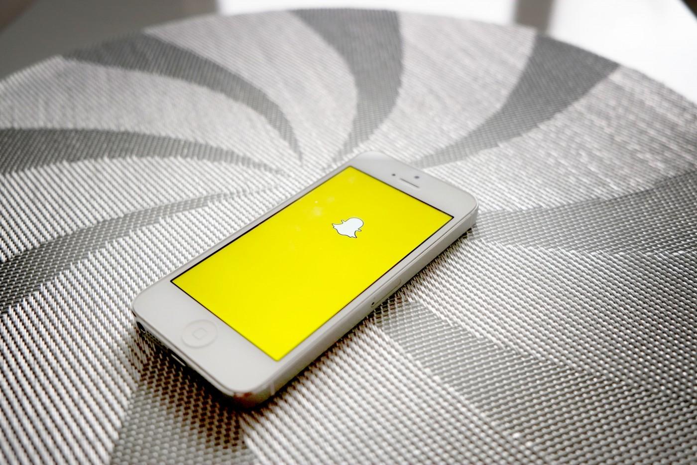 當Instagram已經大步向前,Snapchat日活躍用戶數出現首次倒退嚕