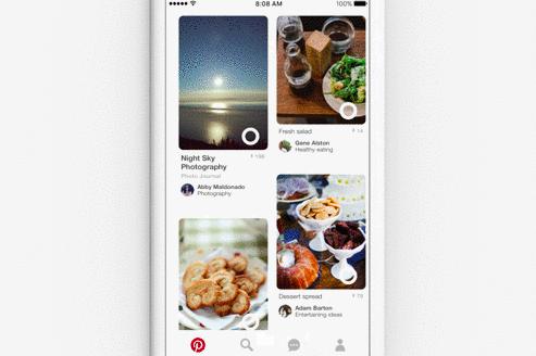 Pinterest影像辨識技術再進一步,拍張照就能搜尋相關商品與圖片