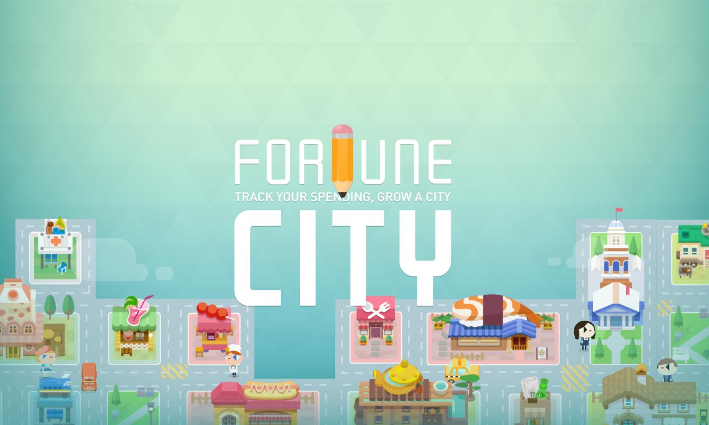 記帳城市:最會遊戲化台灣團隊幫你「直接上癮」每日記帳習慣