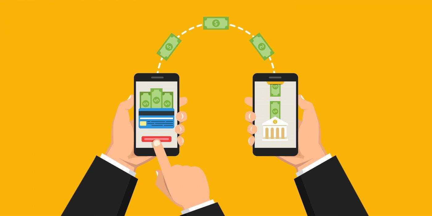 中國傳統金融與網路金融之間的「四步之遙」
