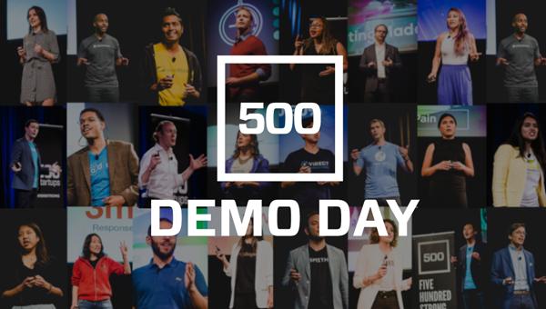 未來之星很可能就在這裡!6家500 Startups Demo Day最吸睛新創