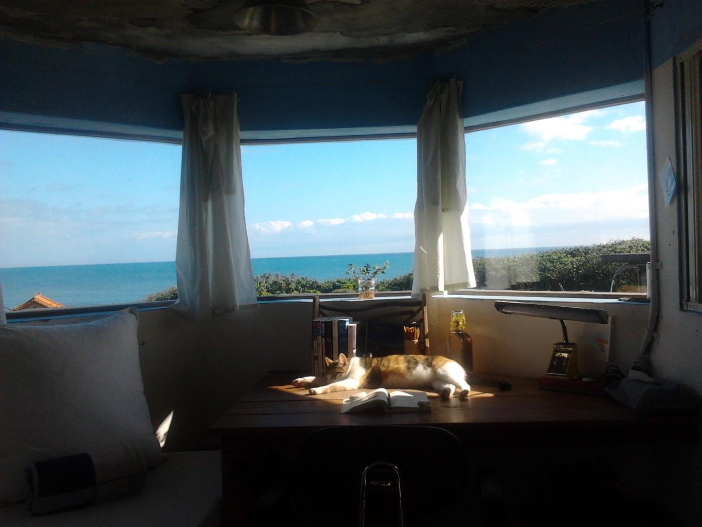 住在花蓮海邊的碉堡,享受像家一樣的生活───自己家 / 住海邊 / 大碉堡 - 華安 - ceo.lin的博客