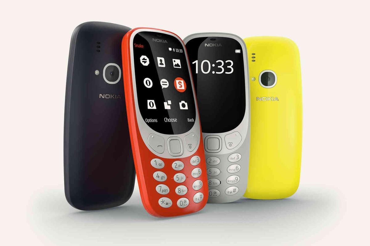 Nokia 3310前世今生:一個關於核桃與品質的北歐傳奇 - 華安 - ceo.lin的博客