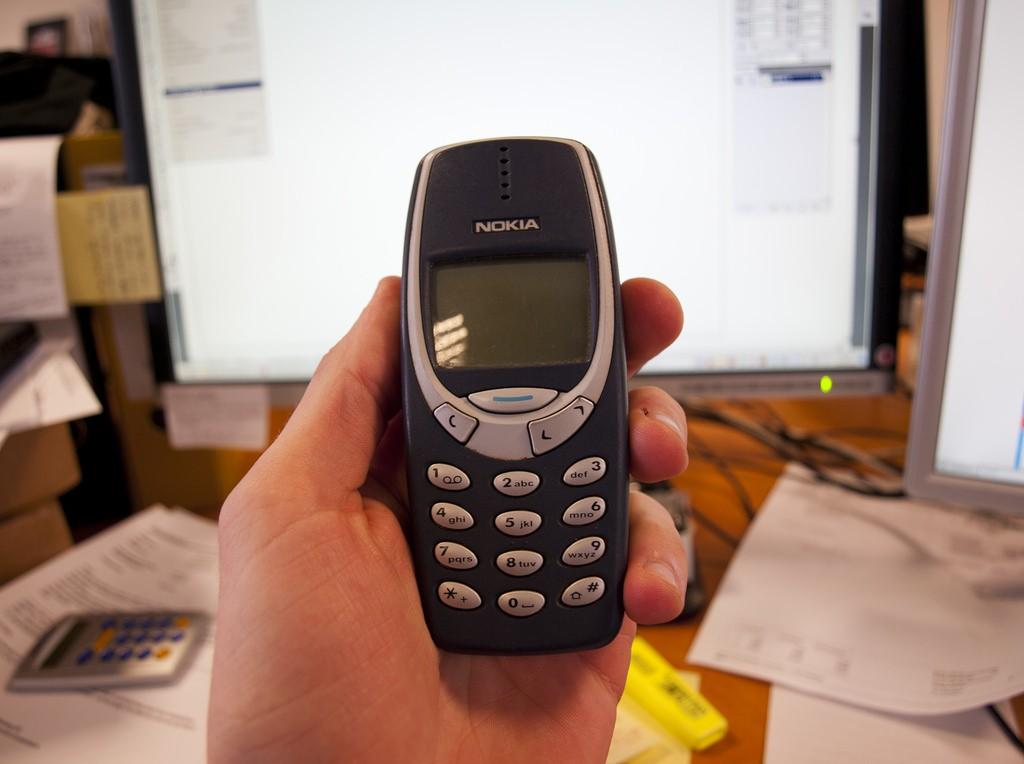 Nokia 3310前世今生:一個關於核桃與品質的北歐傳奇
