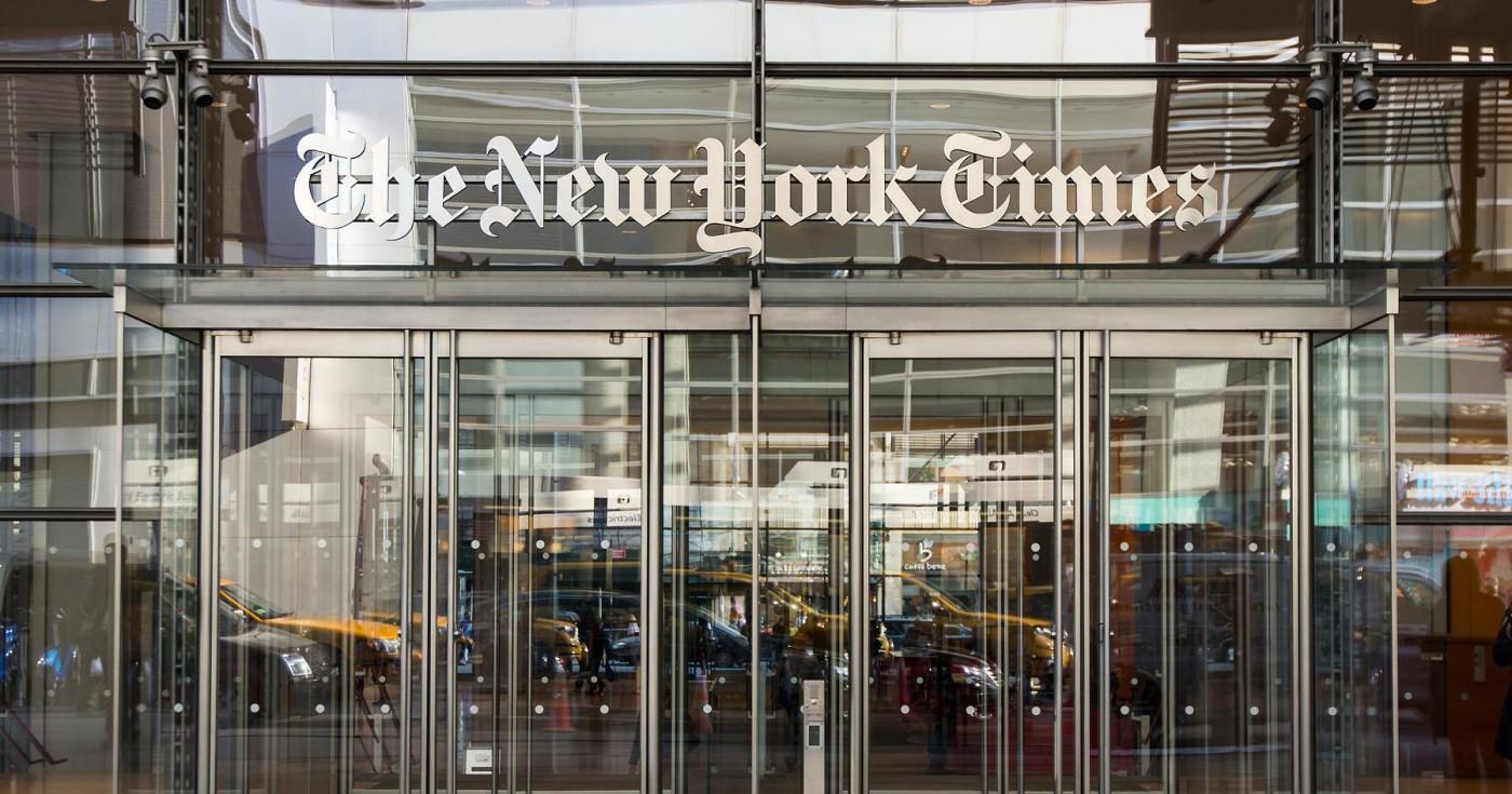 隱藏版內容?《紐約時報》開始將記者Twitter評論印在紙本報紙上