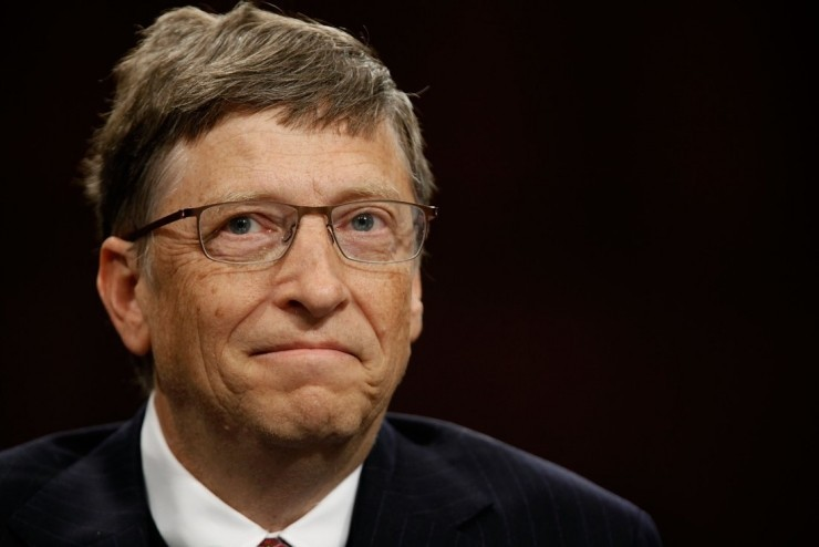 比爾·蓋茲:如果再次輟學創業,我會選這三個領域