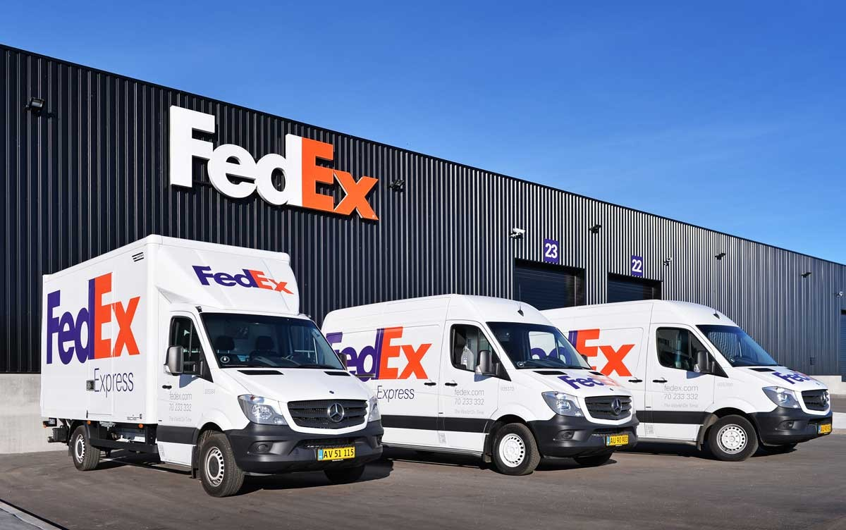 情人節說分手!FedEx不幫亞馬遜寄送美國境內物流,多年情斷原因曝光