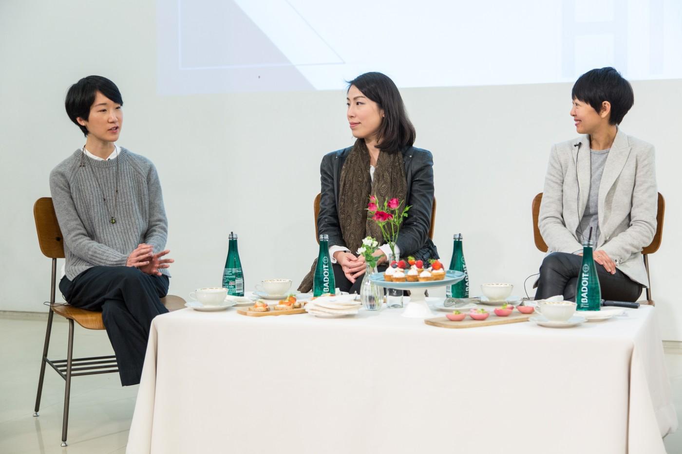 台灣每兩位女性就有一位有創業夢!Facebook梁幼莓、余宛如鼓勵女性勇敢追夢