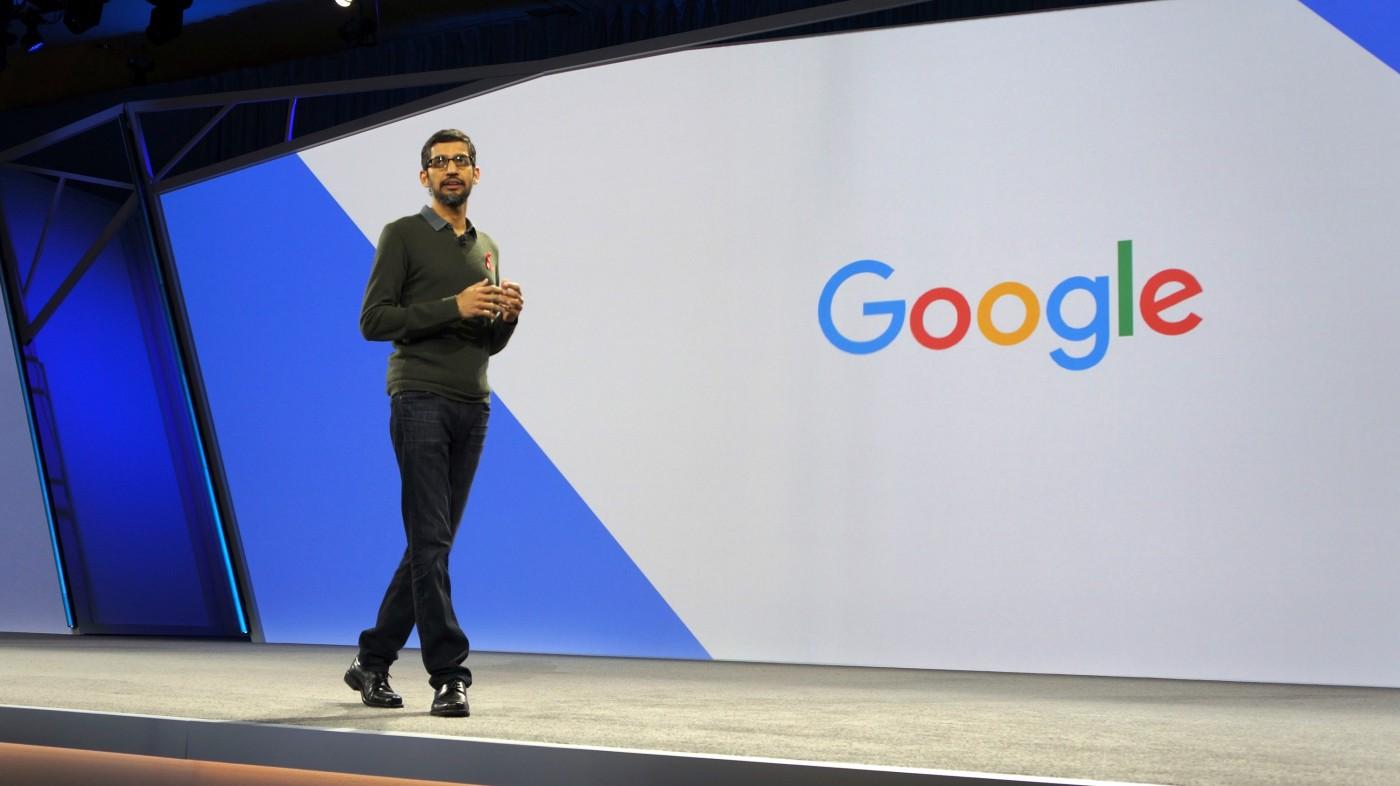 端出成績單,Google證明:「我們對企業市場是認真的!」