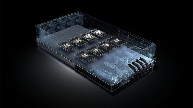 NVIDIA攜手微軟,推出滿足AI雲端運算需求的超大規模GPU加速器