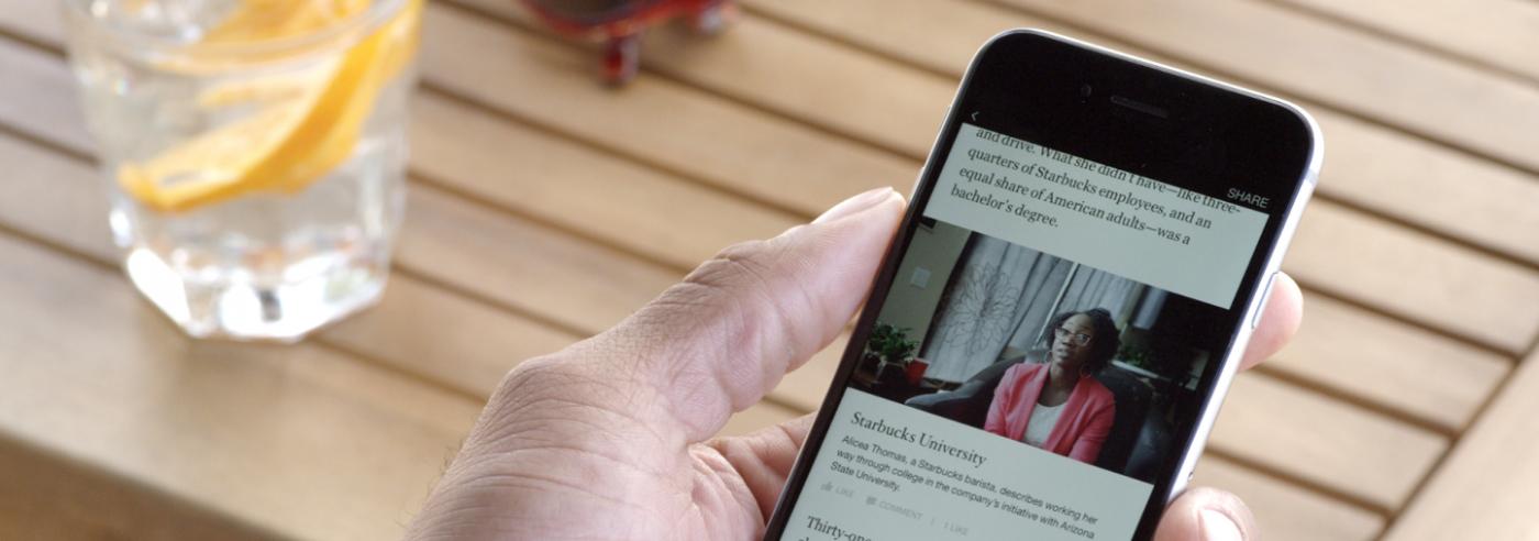 Facebook將在Instant Articles加入更多廣告欄位