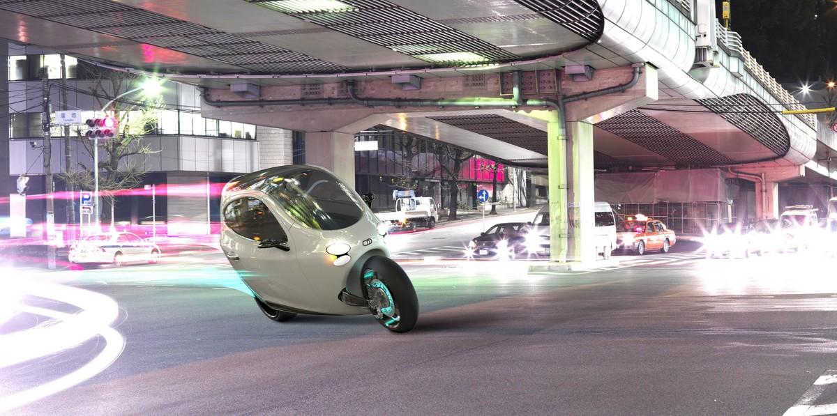 傳說中「永遠撞不倒」的兩輪電動車,同時被蘋果、Google給看上了