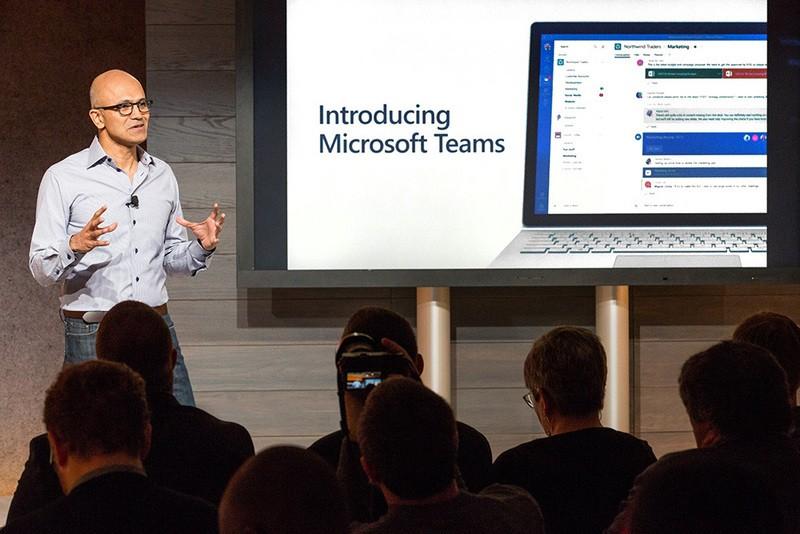 迎擊Slack!微軟正式推出企業團隊協作服務「Teams」