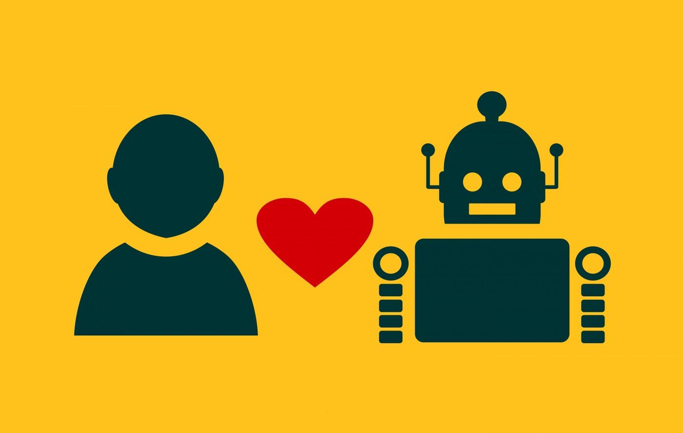 與機器人相愛!沒有問題嗎?
