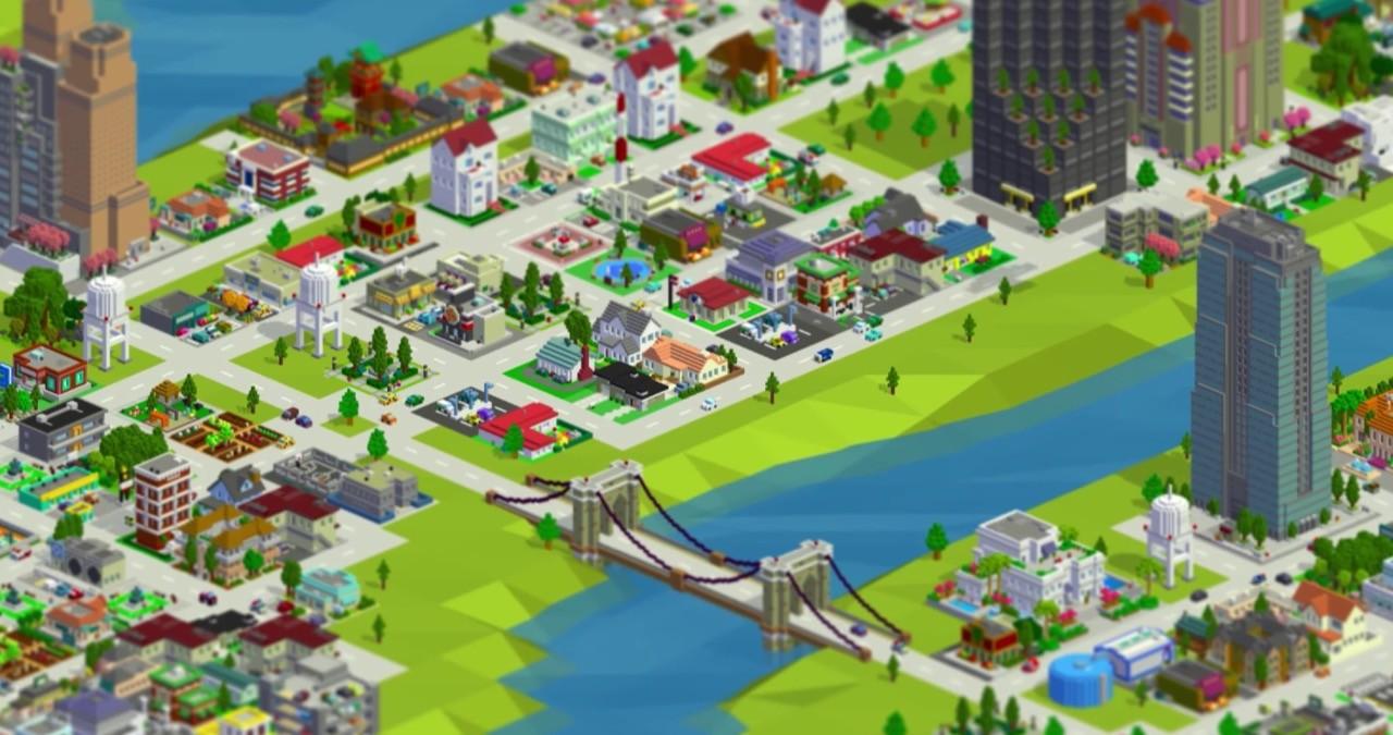 Bit City口袋模擬城市,來自Tiny Tower一指經營的舒壓成就感