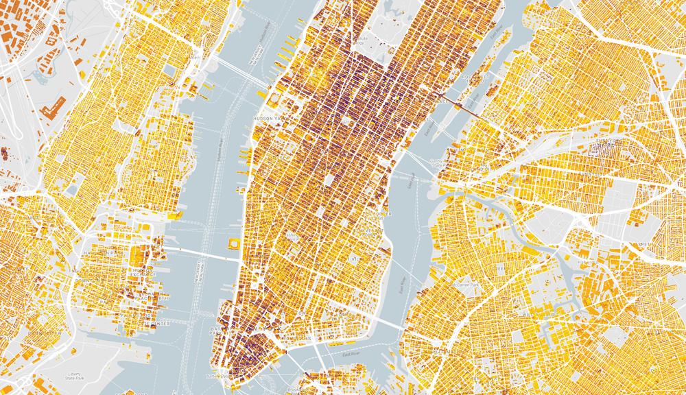Google的Project Sunroof計畫,算出美國79%建築物適合裝太陽能板