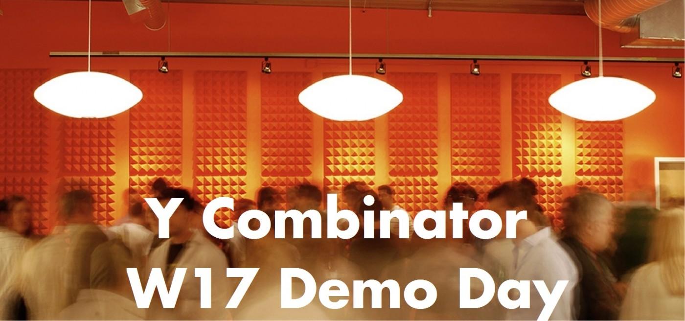 從7千家廝殺到剩1百家!Y Combinator Demo Day 7家亮眼新創