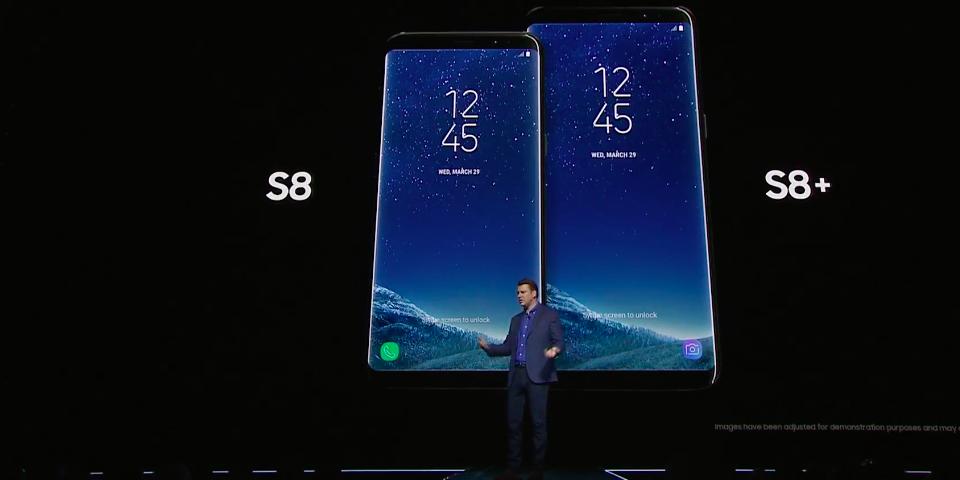 「這是我們重新贏得消費者信任的利器。」三星正式發表無邊際螢幕旗艦機Galaxy S8/S8+