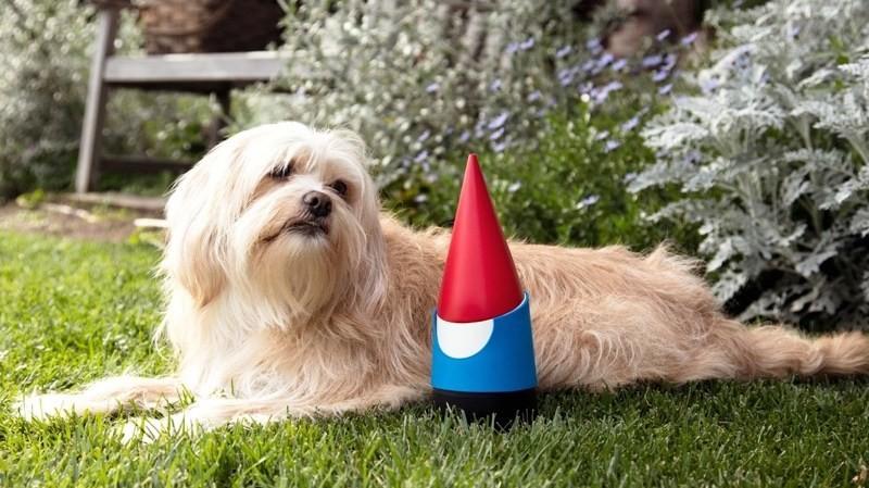 愚人節版Google Home?Google推出戶外使用的智慧喇叭Google Gnome