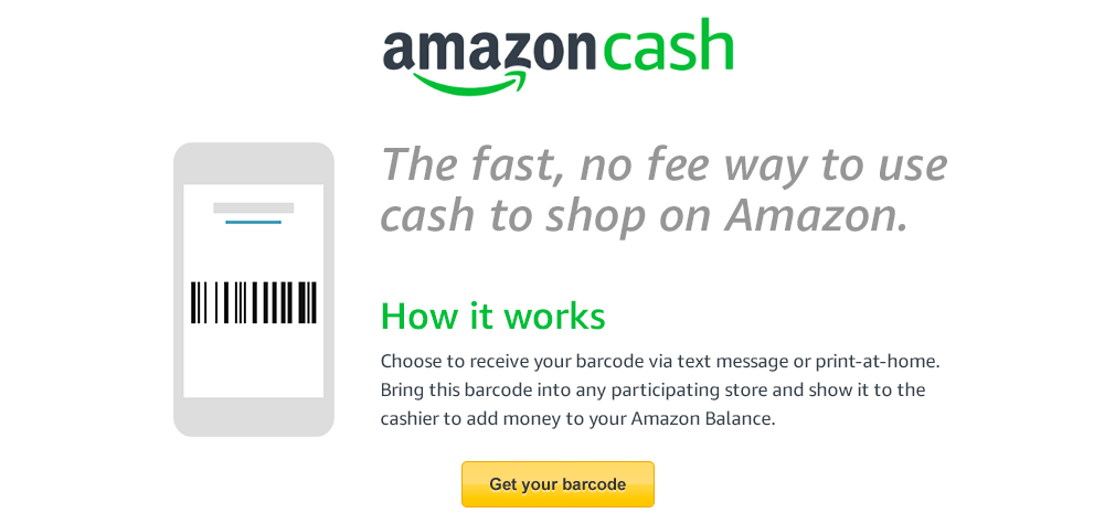 Amazon推出現金儲值線上虛擬帳戶「Amazon Cash」,瞄準不用信用卡的消費族群 - 華安 - ceo.lin的博客
