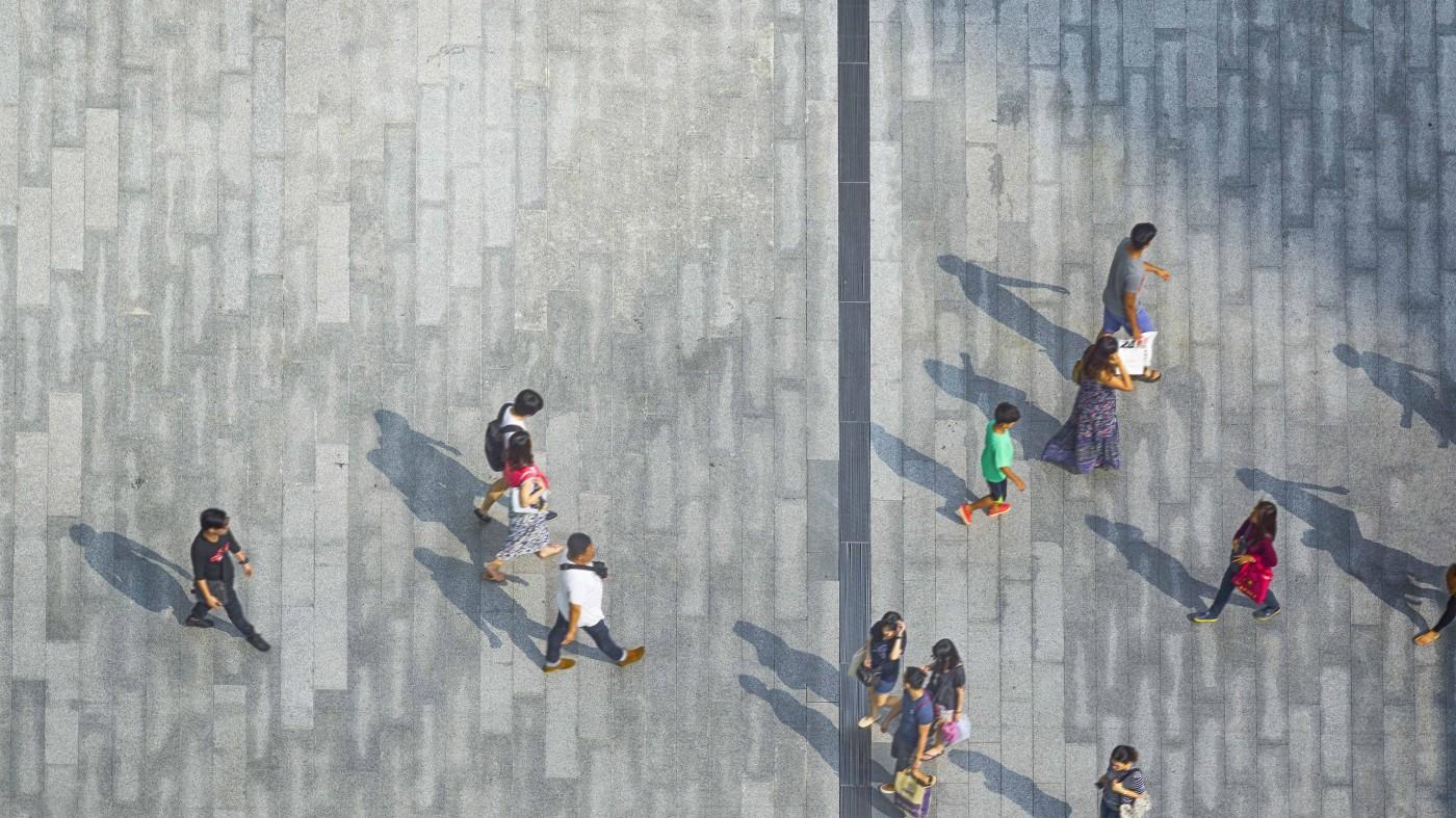 「不打擾」是城市的溫柔?我們如何變得迴避彼此?