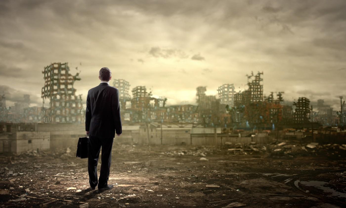 企業受災戶的重建之路──當產業被新科技連根拔起