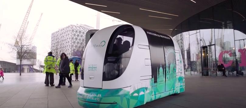 限定體驗!倫敦自駕巴士計畫「GATEway Project」開始測試營運、預計2019年正式推出