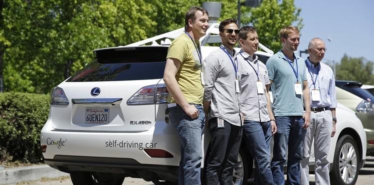 核心成員幾乎走光!為什麼Google自動駕駛團隊留不住人?