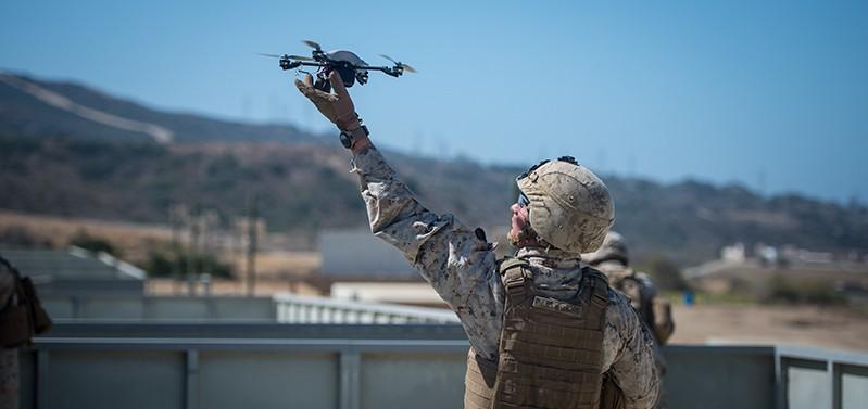 川普不僅要在美墨邊界築圍牆,還要投入人臉辨識無人機加強巡邏