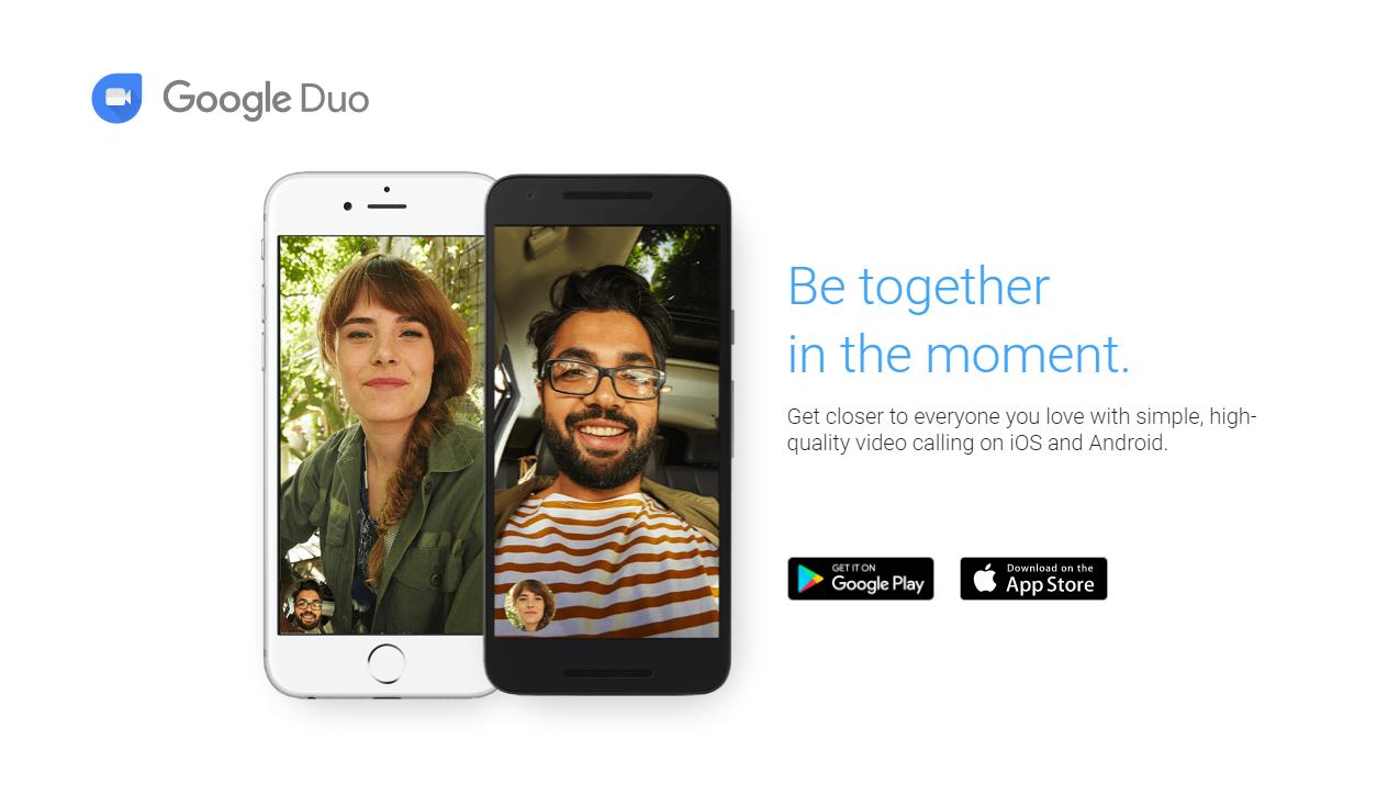 迎戰FaceTime?Google Duo向全球用戶開放語音通話功能