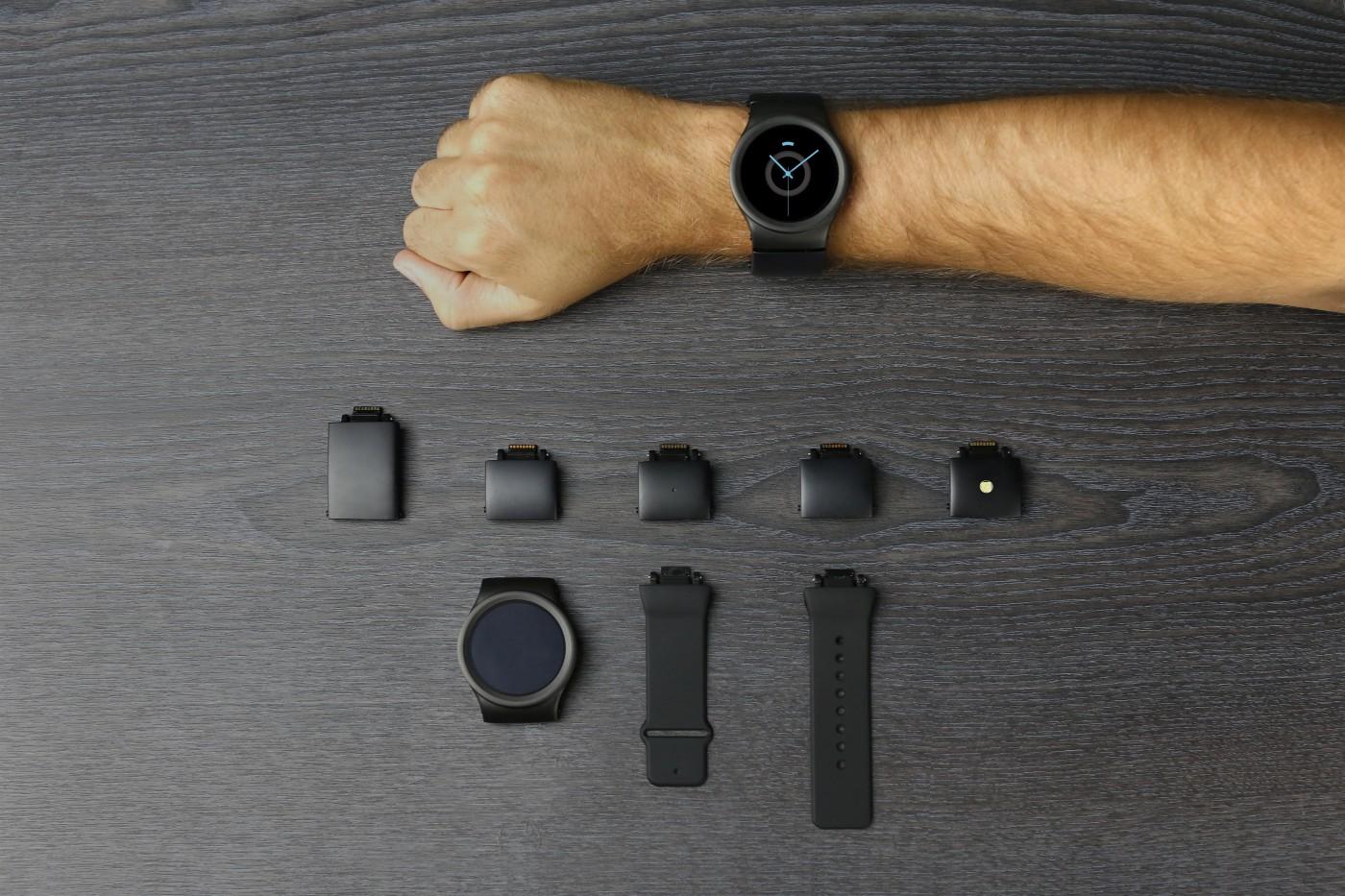 跳票N次之後,這款模組化智慧手錶終於來了