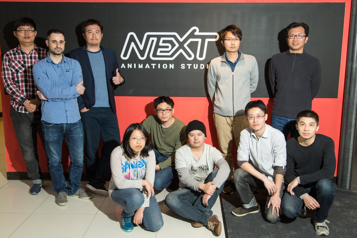 從蘋果動新聞到VR呈現幾米繪本場景——「NextLab」要當最有科技感的動畫實驗室! - 華安 - ceo.lin的博客